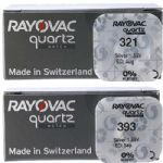 Rayovac Watch Batteries